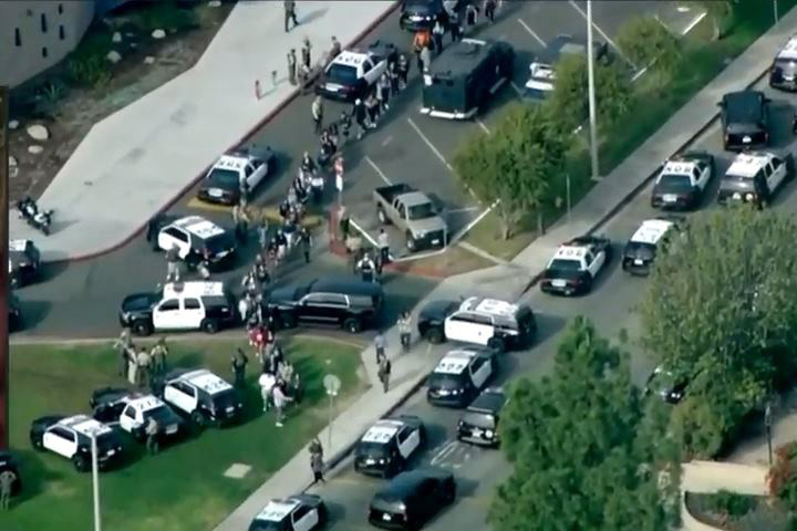 Mass shooting at California school renews gun discussion